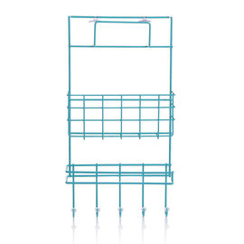 China Kichen Wire Home Display Rack For Refrigerator Wall Multi Function Hanger factory