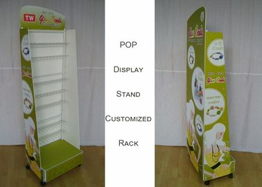 China Customize Size Metal Wire Display Racks factory
