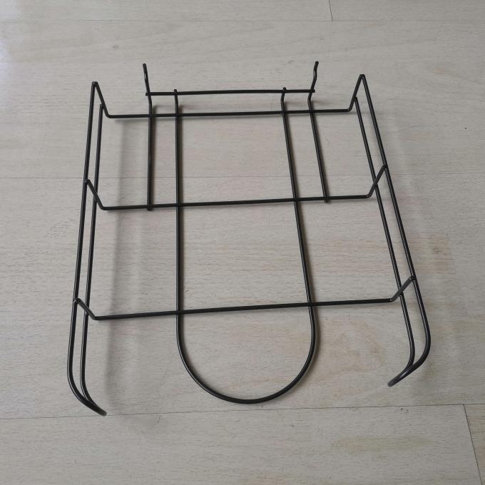 12 Tiers Floor Standing Hat Rack Metal Wire Baseball Cap Display Rack